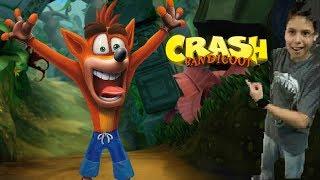 Crash Bandicoot N.Sane Trilogy:La vuelta de un GRAN CLASICO