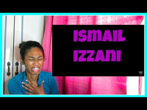 Ismail Izzani - Sabar (Official Music Video with Lyric) | Reaction