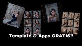 Tips Edit Foto Dengan Frame Analog/Kodak/Template Frame UNFOLD, Gratis !! screenshot 4