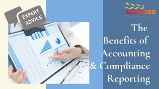 Now Trending - What is Accounting and Compliance reporting? explained by Mr. Joseph Miranda.