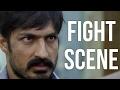 Vil Ambu - Fight scene | Sri | Harish | Srushti Dange
