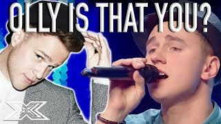 Olly Murs 'Dear Darlin'' Cover Gets The Audience Going! | X Factor Global