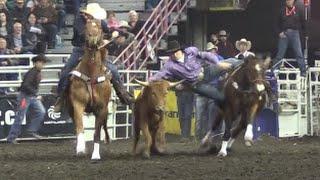CFR Day 3: Injured cowboy gets back on the horse