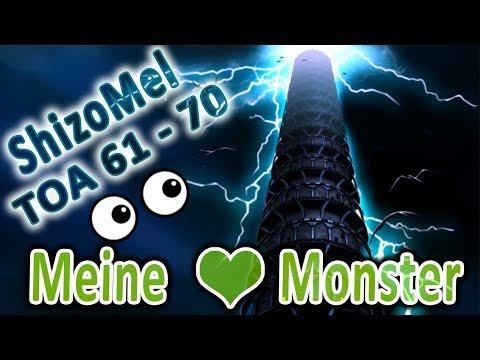 Summoners War - TOA Stage 61-70 - Meine ❤ Monster