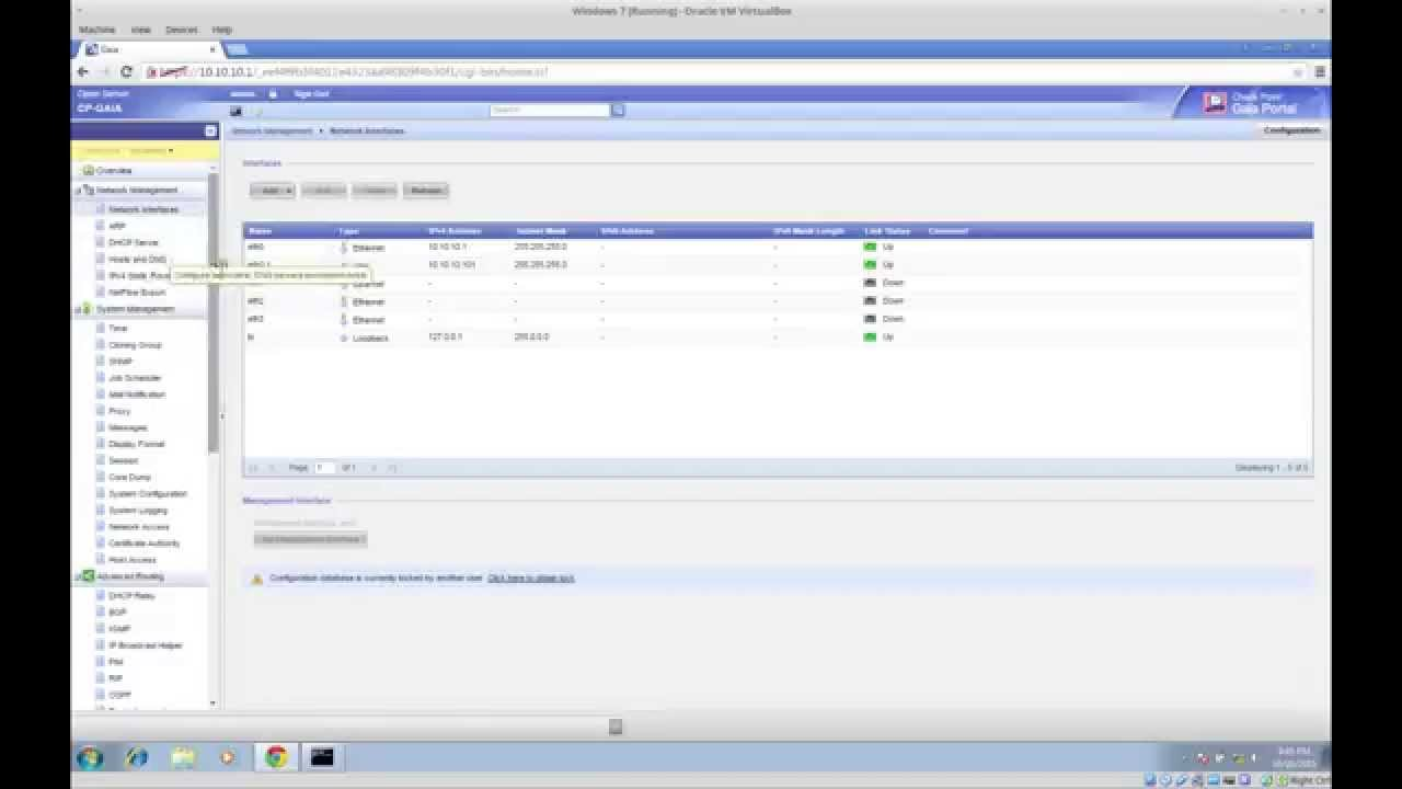 Running Checkpoint Gaia in GNS3 - STEP 02 - First Time Installation Wizard