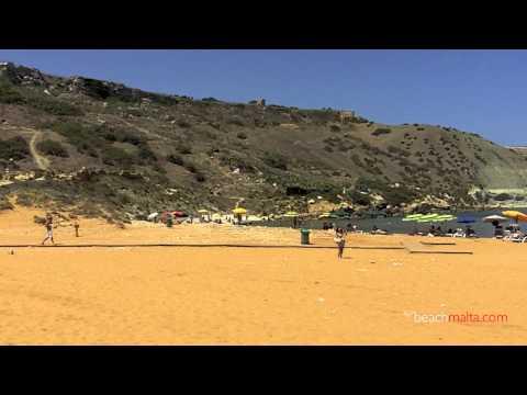 Ramla il-Hamra Bay Gozo - BeachMalta.com