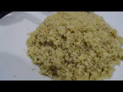Cmo cocinar quinoa.