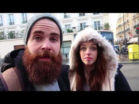 VLOGGING the Streets of PARIS! + Luxembourg Gardens | Paris VLOG