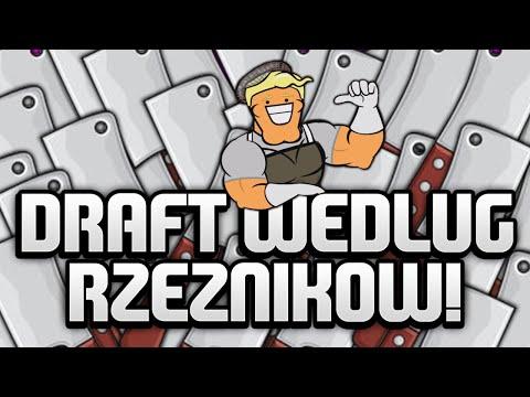 DRAFT WEDŁUG RZEŹNIKÓW KARTOMANII!! | FIFA 16 UT