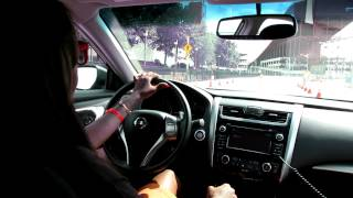 EB: Test Driving The 2013 Nissan Altima