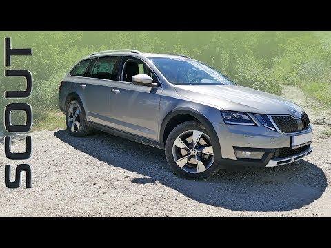 Romanova Škoda Octavia Scout - volant.tv