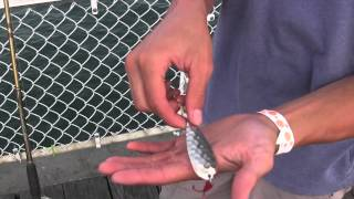 Top 5 Favorite Pier and Beach Lures---Florida Fishing