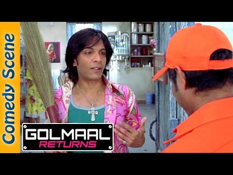 Best Of Golmaal Returns Comedy Scene - Ajay Devgan - Arshad Warsi - Kareena Kapoor