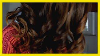 how i curl my hair using Braun Satin Hair 7 CU 750