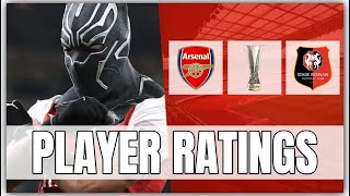 Arsenal Player Ratings - Aubameyang Was Superb Tonight!