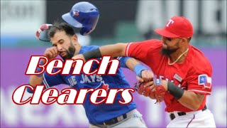 MLB 2016: Bench Clearers