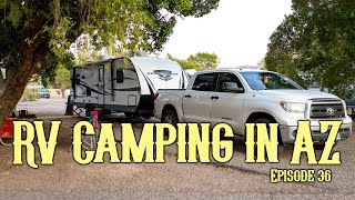 RV Camping in Arizona Ep 36