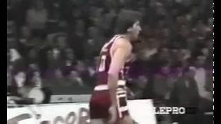Kaunas Žalgiris @ Olimpia Milano - 1/8/1987