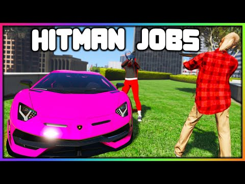 GTA 5 Roleplay - HITMAN JOBS AND REVENGE | RedlineRP