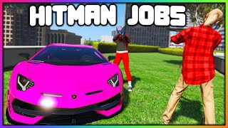 GTA 5 Roleplay - HITMAN JOBS AND REVENGE | RedlineRP