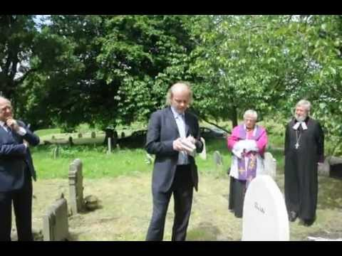 Speech by GM Stuart Conquest at Rededication of Johannes Zukertort
