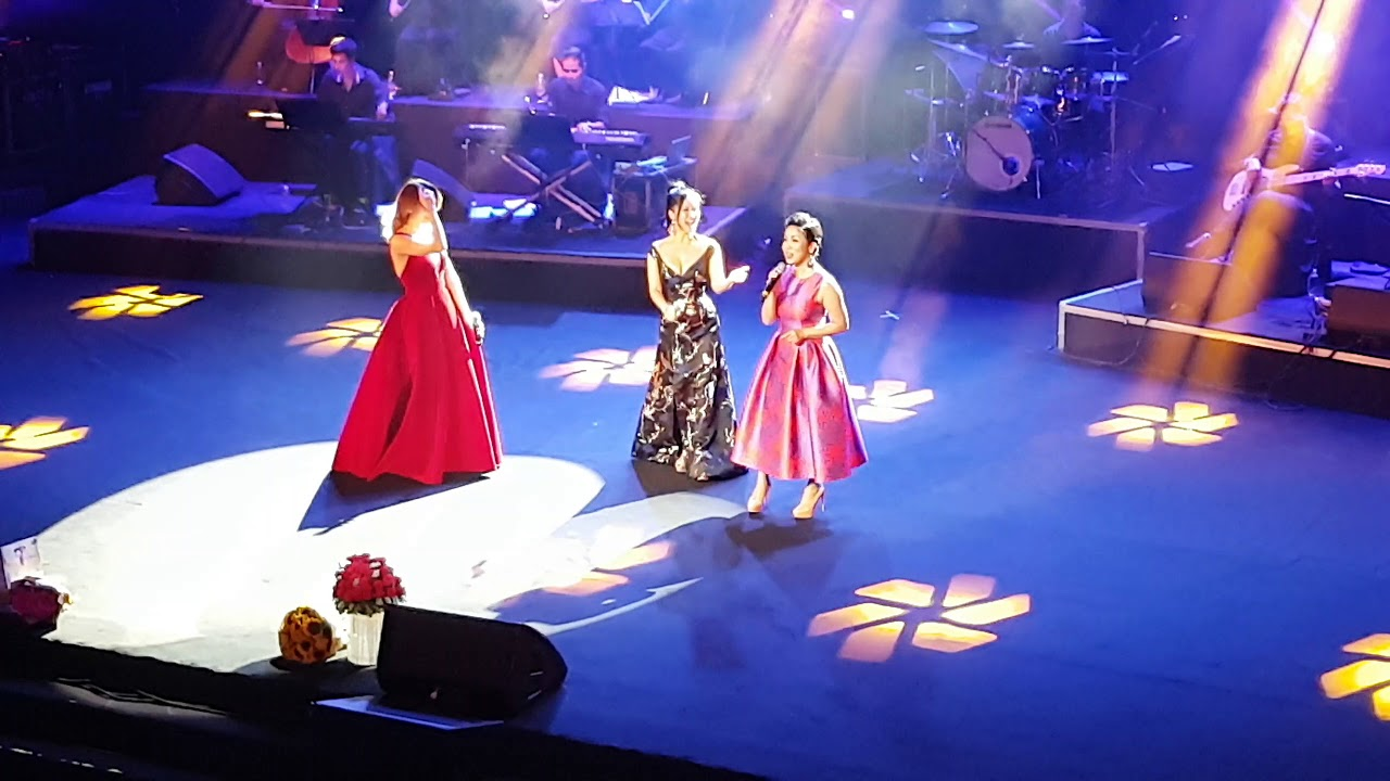 Vẫn hát lời tình yêu – Mỹ Tâm, Hồng Nhung, Mỹ Linh [Liveshow 5 Giọng Ca Vàng 120817]