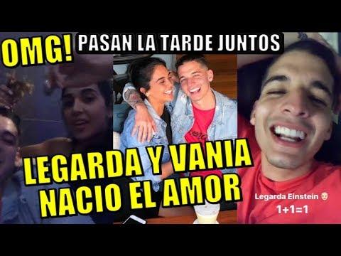 OMG! LEGARDA Y VANIA BLUDAU SON PAREJA NACIO EL AMOR  PASAN LA TARDE JUNTOS
