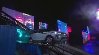 Презентация нового Range Rover Evoque