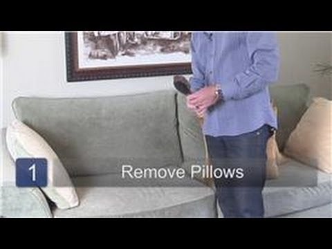 Cleaning Pet Odors U0026 Stains : How To Get Dog Hair Off Of Furniture
