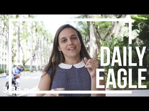Daily Eagle: A Day in the Life of Vicky Colorado (High school teacher at Singapore American School)