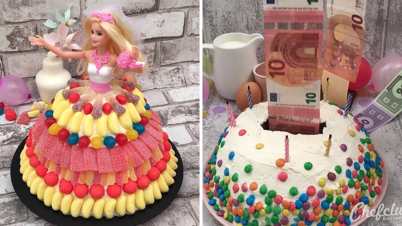 The Money Cake And Other Crazy Birthday Cakes 🧨🎂 Youtube