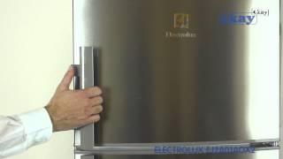 Kombinovaná lednička Electrolux EJ2801AOX2