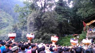 Kahika Fair Celebration at Hurang Village 2014 Mandi Himachal Pradesh