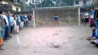 Funniest Football Penalty shootout match 2011