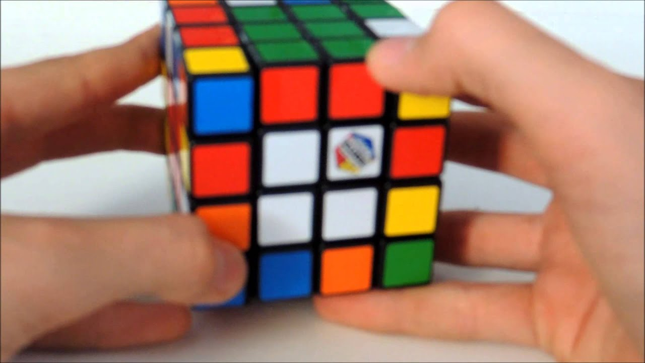 comment faire le rubik 39 s cube 4x4x4 youtube. Black Bedroom Furniture Sets. Home Design Ideas