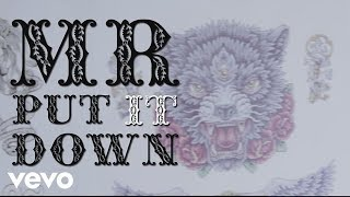 Ricky Martin - Mr. Put It Down (Official Lyric Video) ft. Pitbull