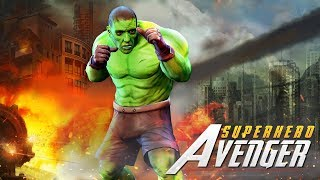 Avenger : Superhero Fighting Games (Download Now)