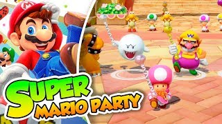 ¡Un duelo con mucho ritmo! - 03 - Super Mario Party (Switch) con Naishys