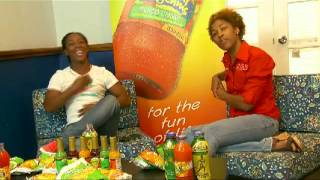 Grace Tropical Rhythms - Shelly-Ann Fraser-Pryce Chat
