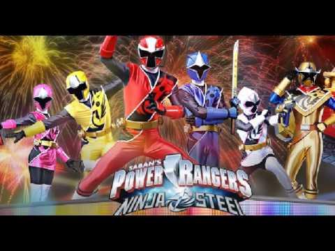 Assistir Power Rangers Ninja Steel Aço Ninja 2017 Links Abaixo