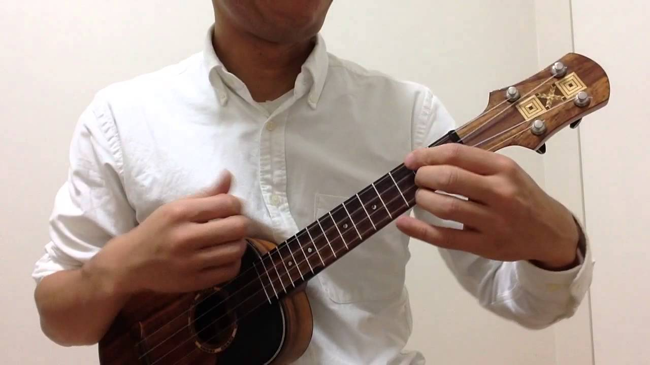 how to play believer on ukulele