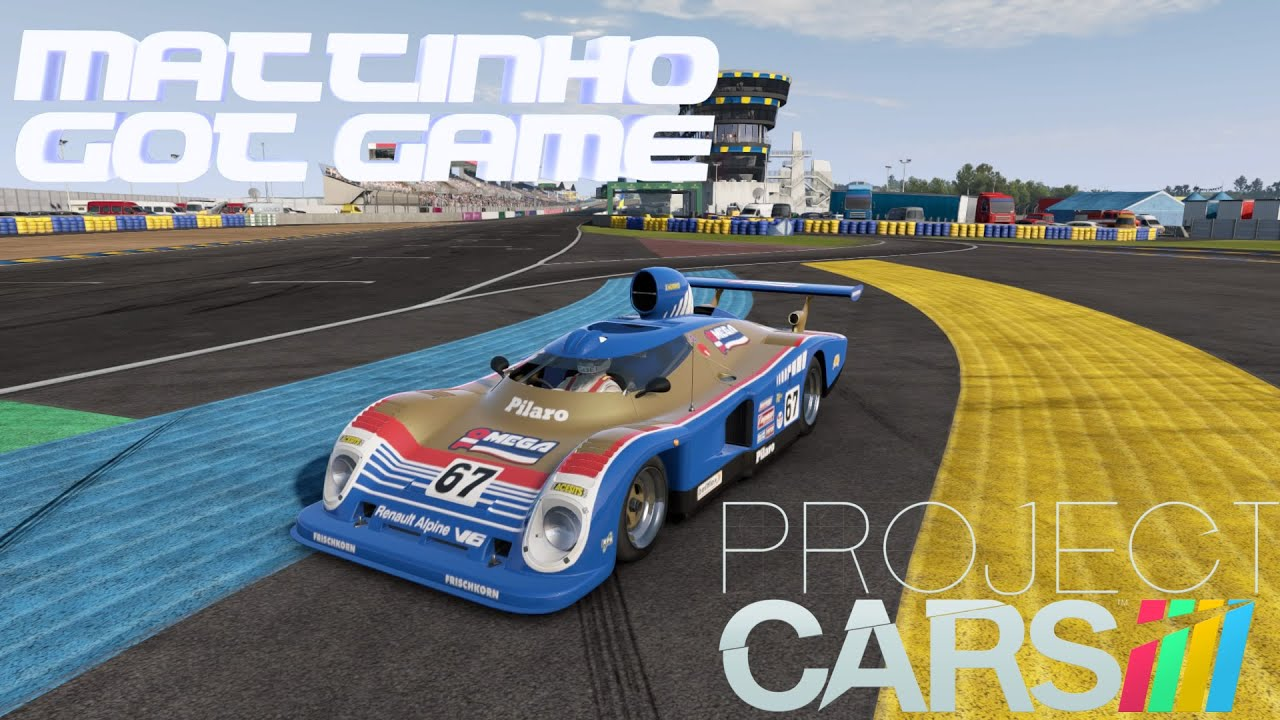 Amazing Project CARS | Renault Sport Car Pack | Alpine A442B Images