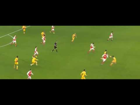 Olivier Giroud Goal vs Crystal Palace (HD)