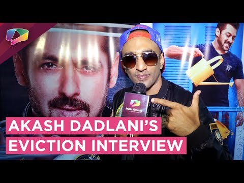 Akash Dadlani's Exclusive EVICTION Interview | Bigg Boss 11 | Colors Tv