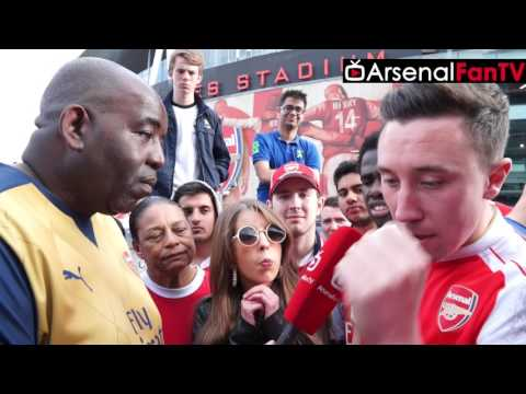Arsenal 4 Aston Villa 0 | Fans Great Debate The Season (Positive & Negative)