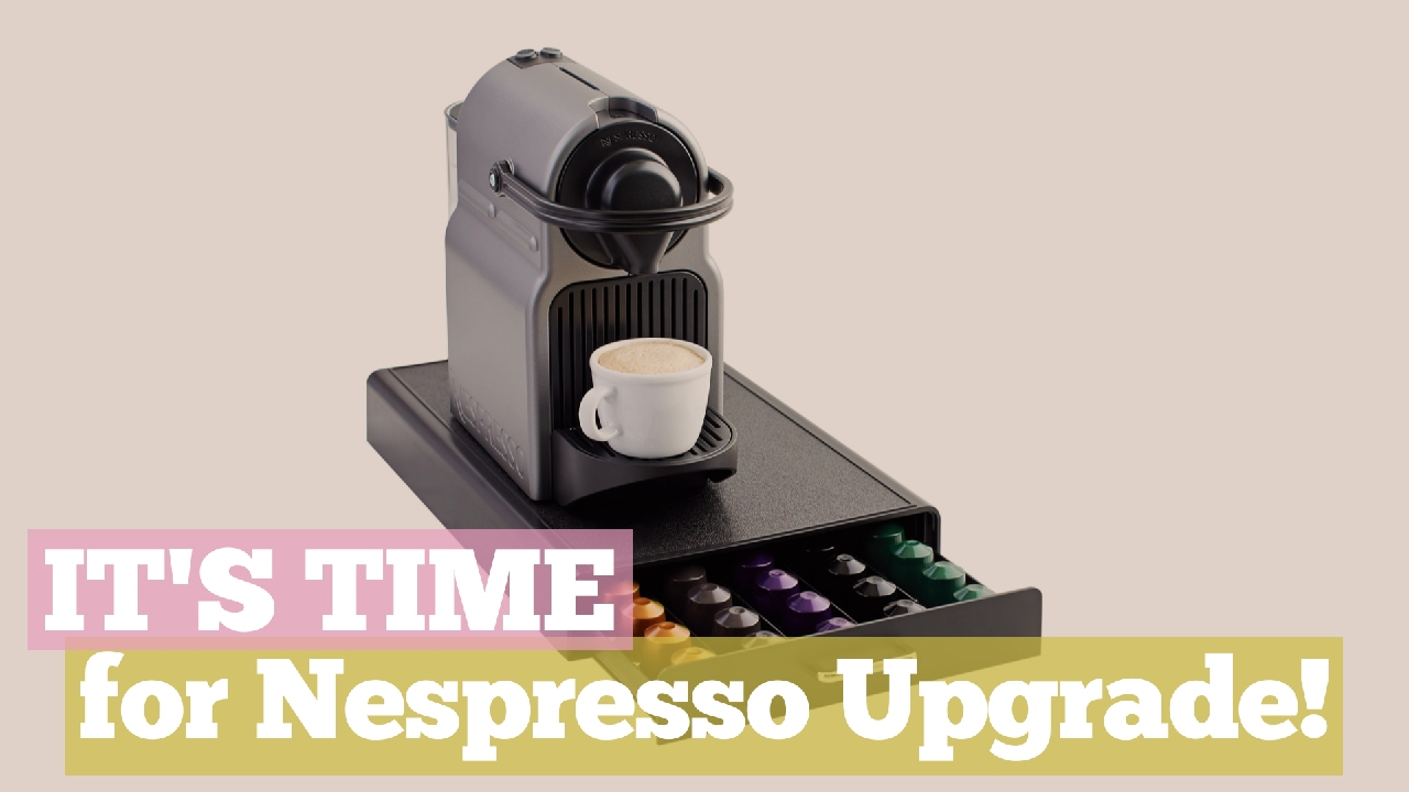 Nespresso Pod Storage // Best Of Nespresso On Amazon
