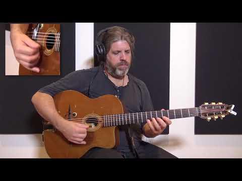 Stéphane Wrembel - Bistro Fada  ( Midnight In Paris - Gypsy Jazz)