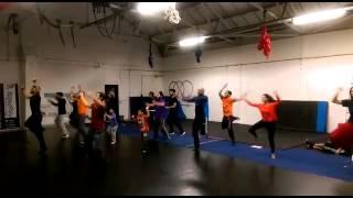 ankhile dance unit tera thumka surinder saini 060215
