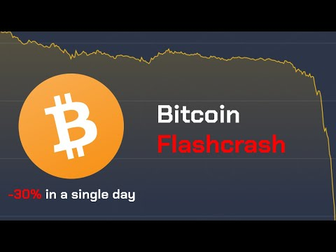 Bitcoin Drops 25-30% Overnight | The #1 Issue That Caused This Isn't Being Talked About