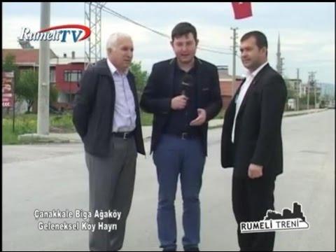 Ağaköy (Biga, Çanakkale - Rumeli Treni Bölüm 1)